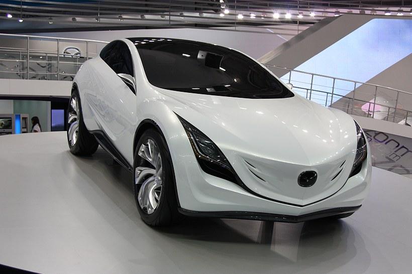 Images Of Pin Mazda Kazamai Concept Calto