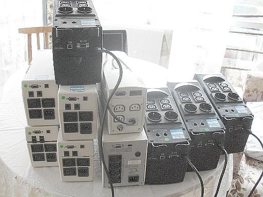 Дома есть APC Back-UPS ES525VA