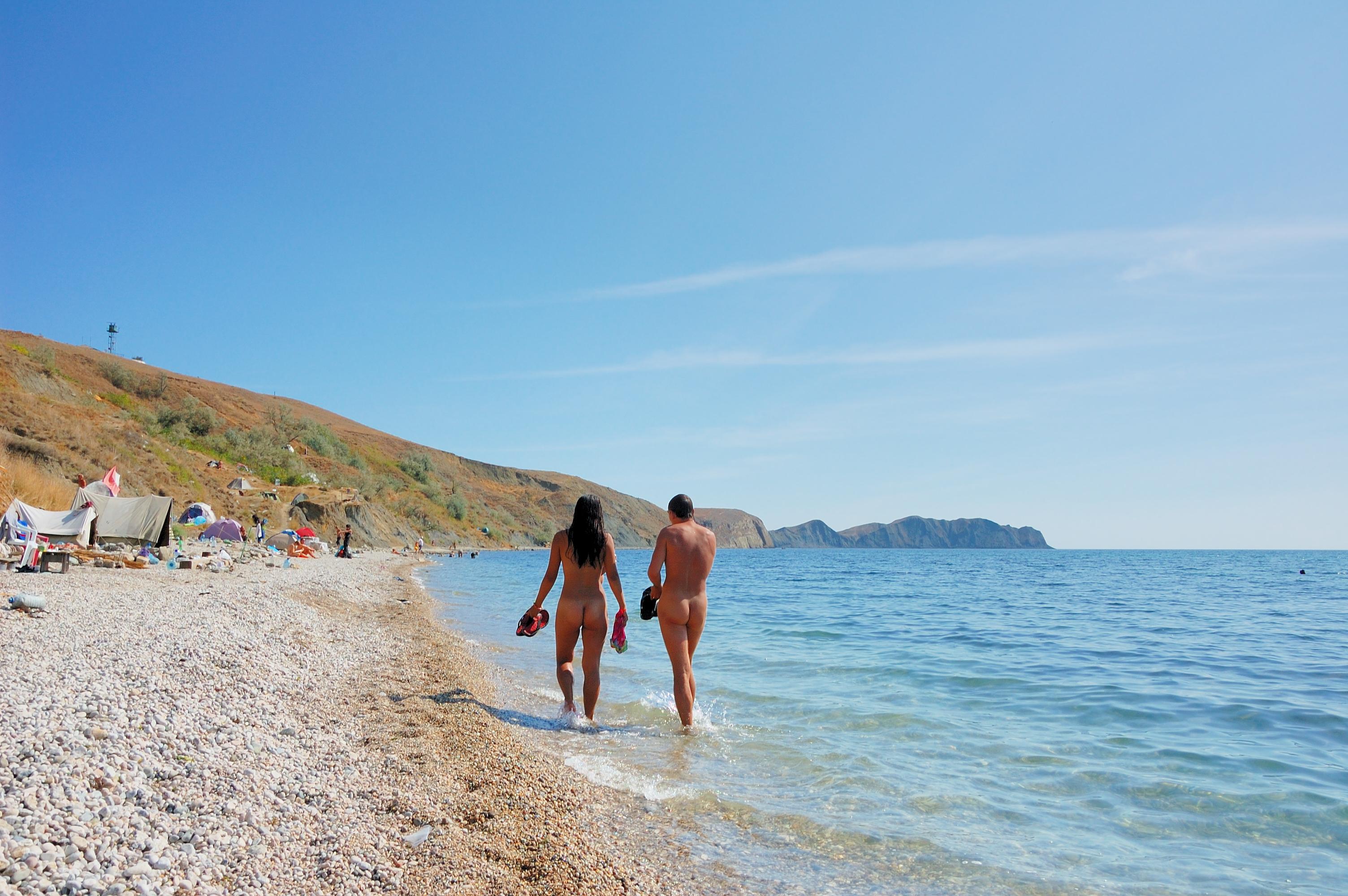 Фото нудисткие пляжи франции 25 фотография