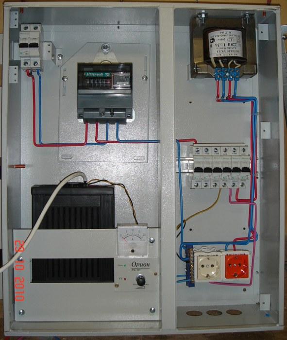 Подключение электрощитка своими руками 35