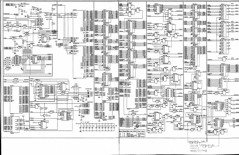 XL7 схема электрическая