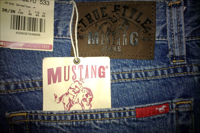 Mustang jeans 10