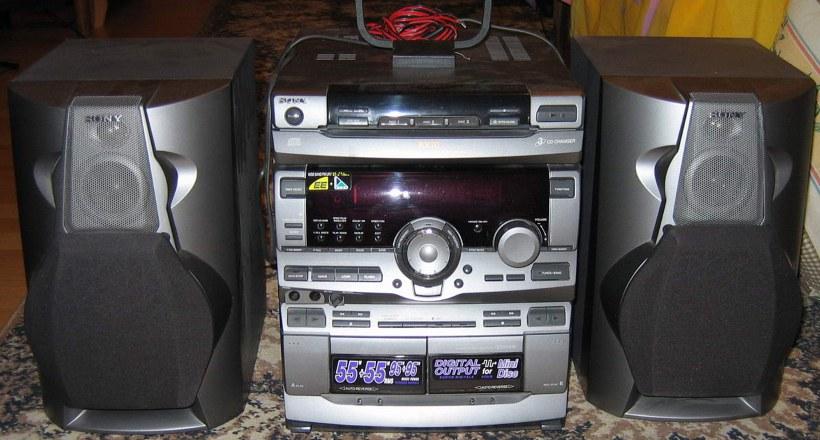 Инструкция На Музыкальный Центр Sony Hcd Rx90