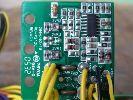 черный провод справа снизу - GND, второй черный провод OCP идет на SG6105D на 6 ногу и подписано...