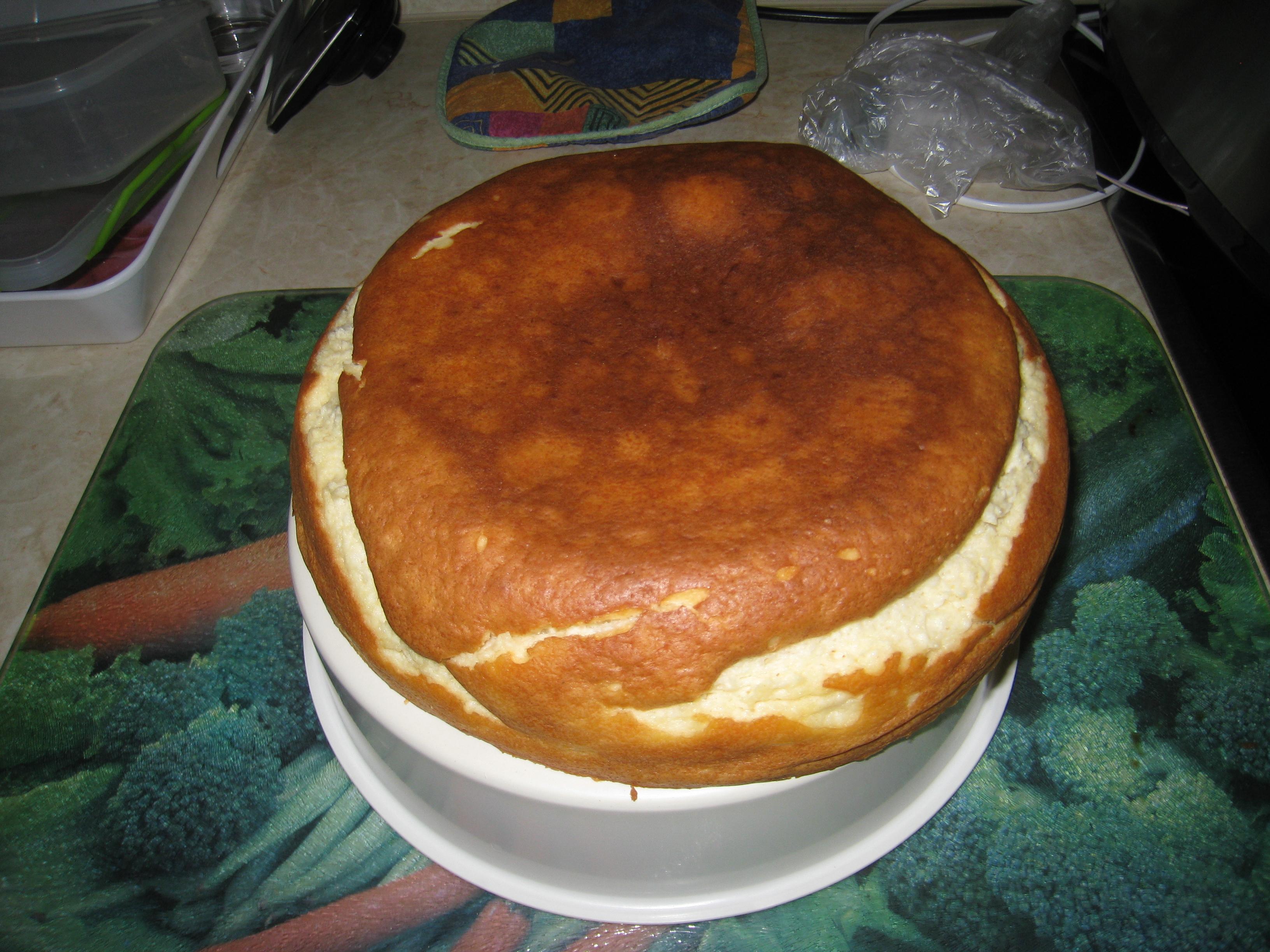 Бисквит в мультиварке: рецепт с пошаговыми фото 96