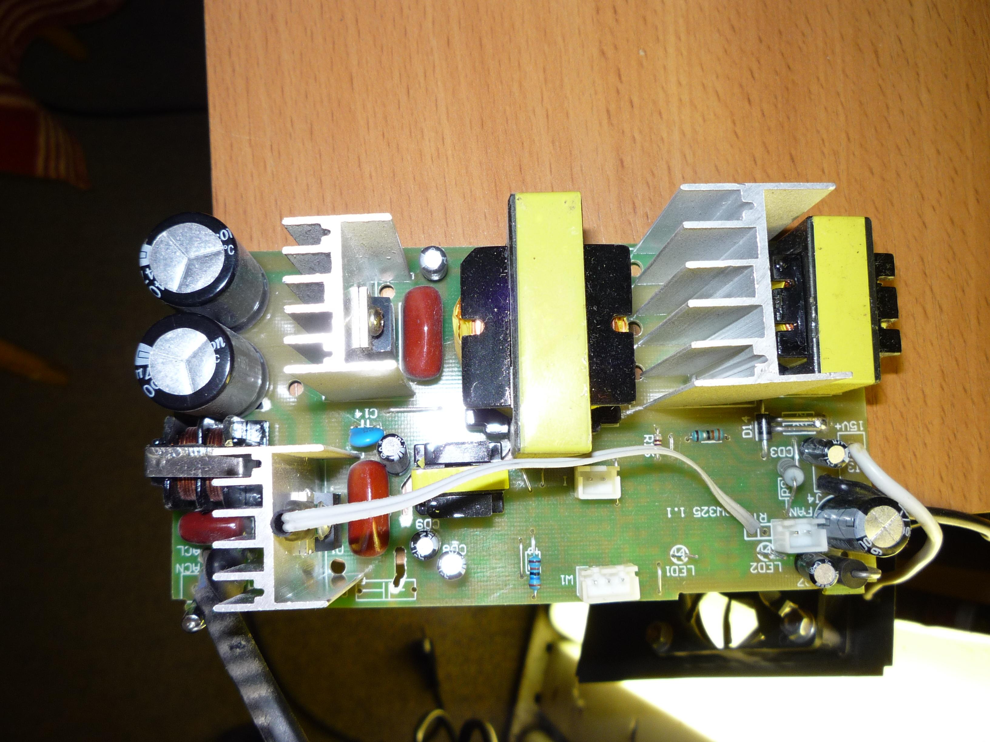 секреты ремонта зарядных устройств катунь
