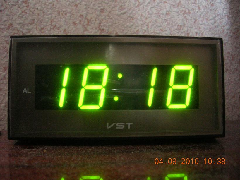 Часы VST-7042v - YouTube