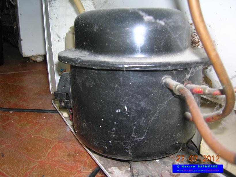 """холодильника """"БИРЮСА - 6"""""""