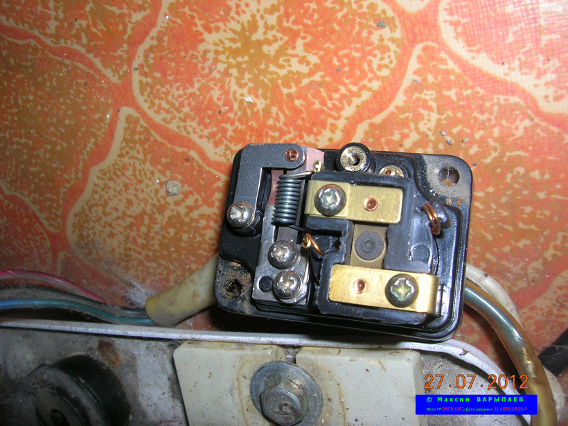 Ремонт реле компрессора холодильника своими руками 44