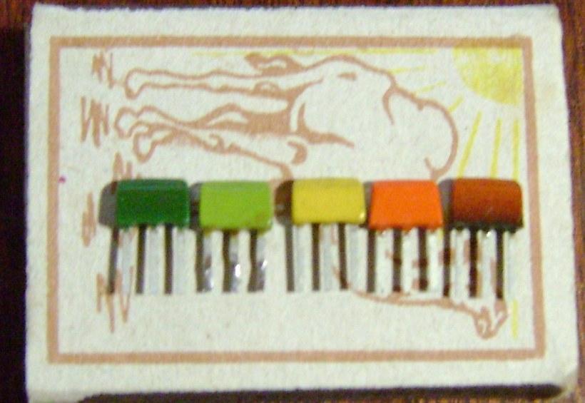 кт315 - Продвинутая схемотехника.