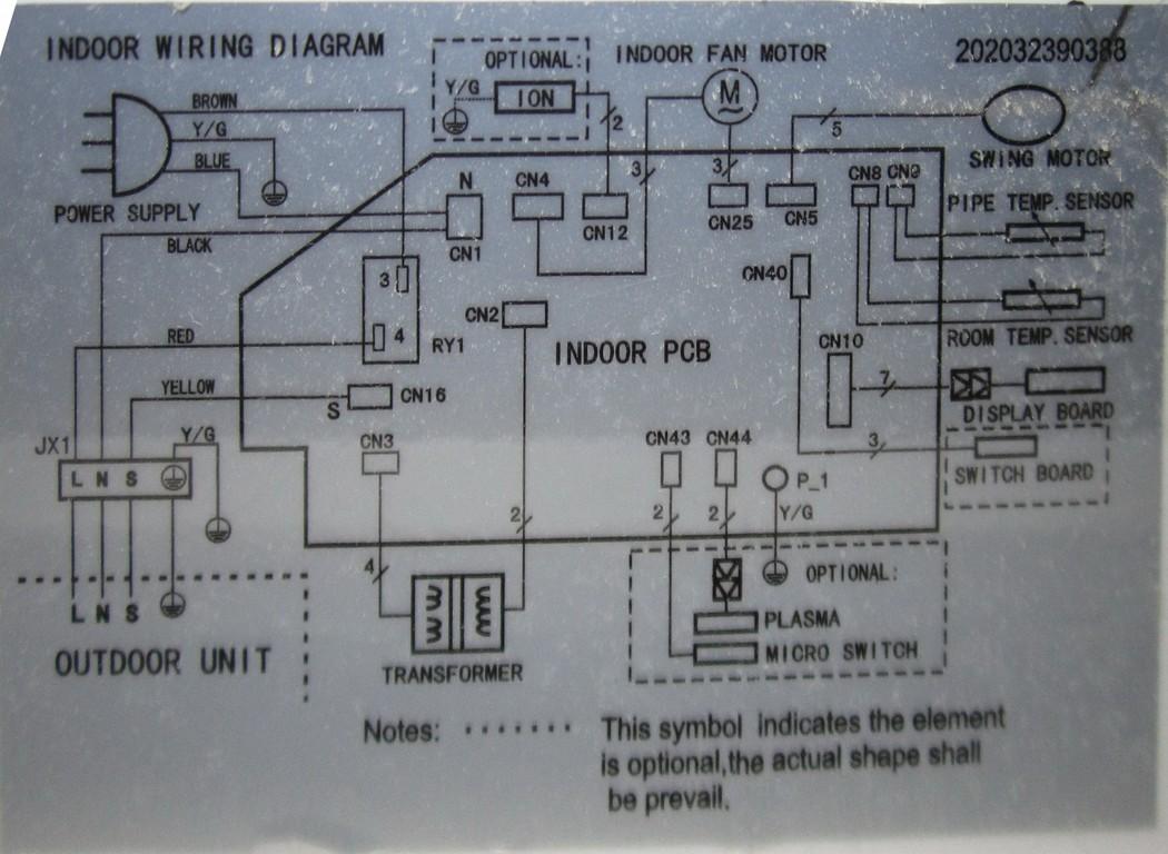 midea indoor wiring diagram jpg midea msx 09hrin1 artem0111 ОригинаРьная фотография 1050 x 768 189 Кб