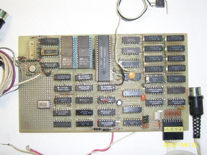 Народный ПК ZX-Spectrum