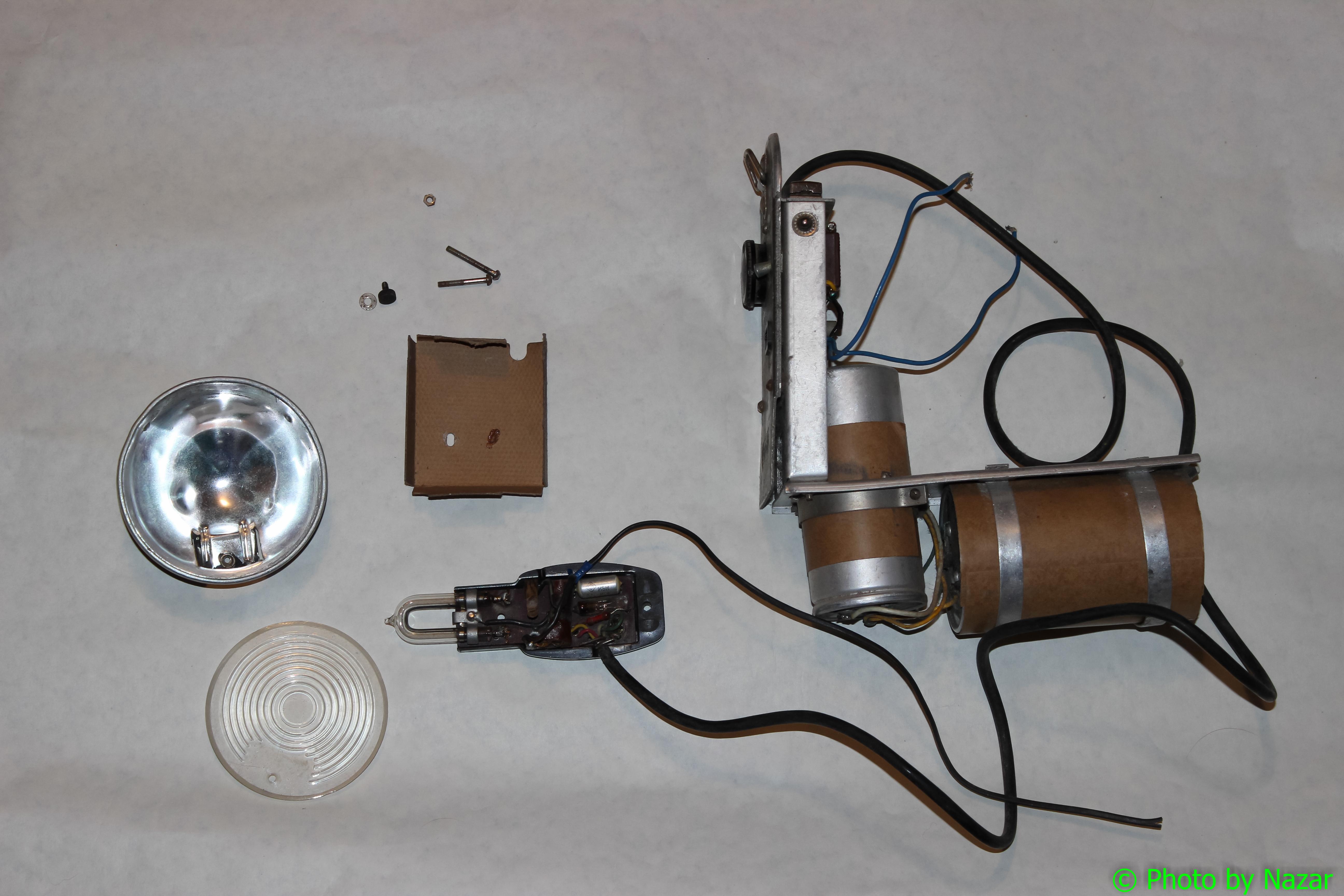 Стробоскоп извспышки