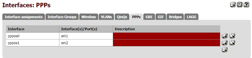 PFSense NIC config help - Plugins - openmediavault