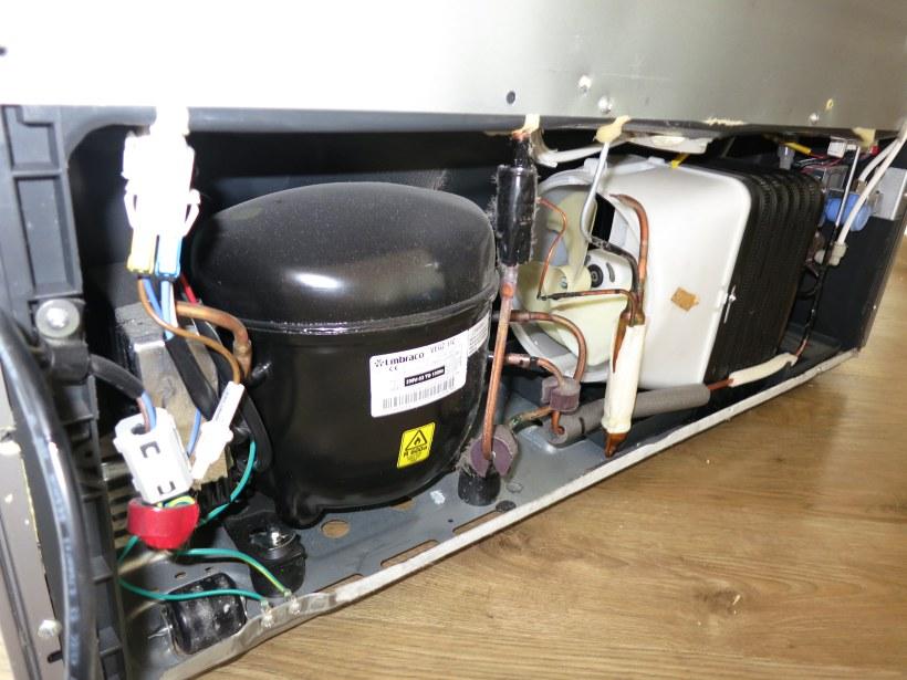Ремонт своими руками холодильника lg 47