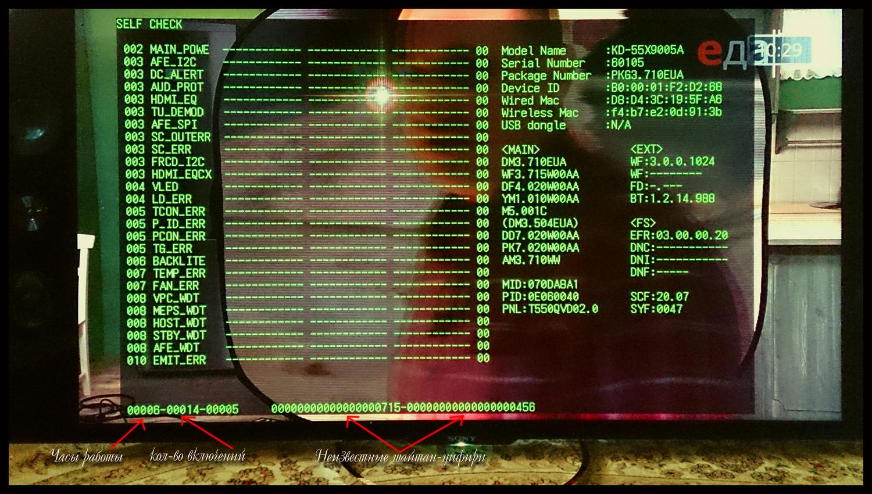 инструкция для sony kdl-42w653abaep