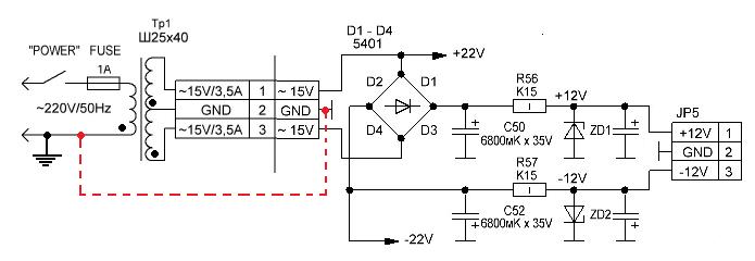 jb 471 принципиальная схема