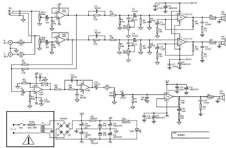 Microlab x23 схема подключения