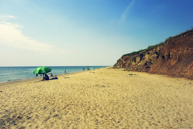 Ильичевск фото пляжей реальное время